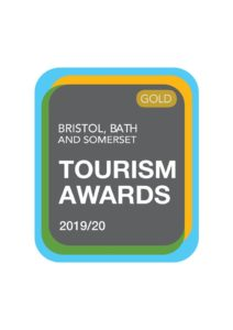 A 2019/2020 award for our bed and breakfast in Somerset